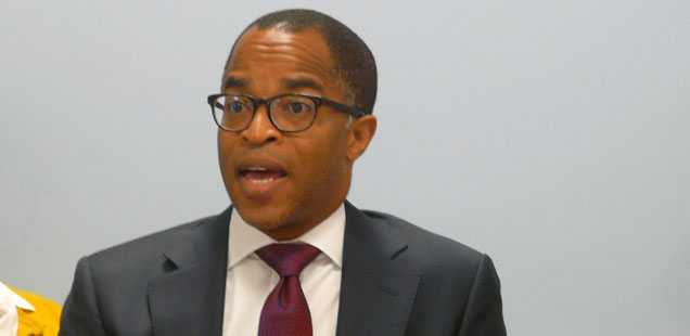 Jonathan Capehart – Civil Rights, Partisan Values and the Media