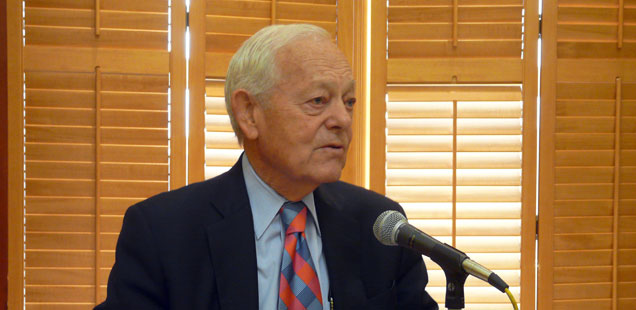 Bob Schieffer Discusses the 2016 Debates, Candidates, and Role of the Media