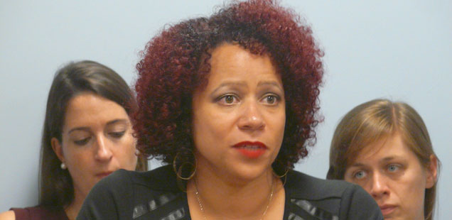 Nikole Hannah-Jones: Investigating Racial Injustice