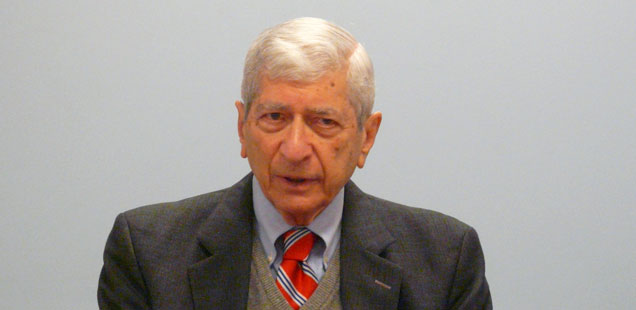 Marvin Kalb: Putin, Ukraine and the New Cold War