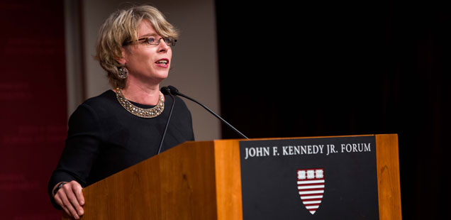 Theodore H. White Lecture on Press and Politics with Jill Lepore