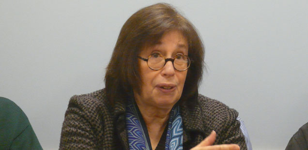 Linda Greenhouse: The Post-Scalia Supreme Court