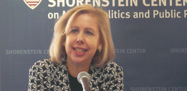 <em>TIME</em>'s Nancy Gibbs: The Disintermediation of Media and Politics