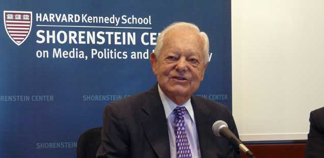 Bob Schieffer: Media Coverage of the Campaign