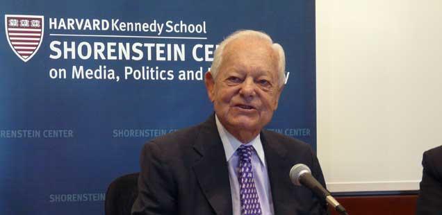 Bob Schieffer: Media Coverage of the Campaign