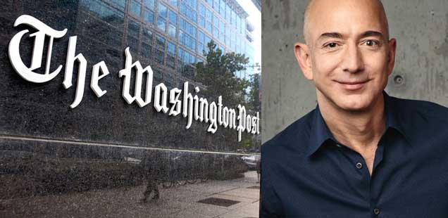 The Bezos Effect: How Amazon's Founder Is Reinventing <em>The Washington Post</em> – and What Lessons It Might Hold for the Beleaguered Newspaper Business
