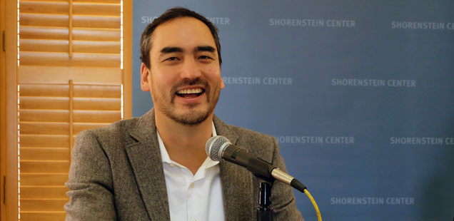 Tim Wu The Battle For Our Attention Shorenstein Center