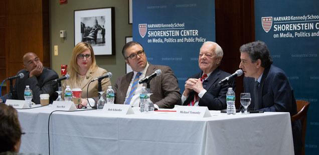 2016 Theodore H. White Seminar on Press and Politics