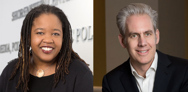 Speaker Series: Farai Chideya and Zack Exley – Understanding the Electorate