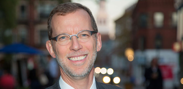 Speaker Series: Dean Doug Elmendorf — The CBO, Government and the Media