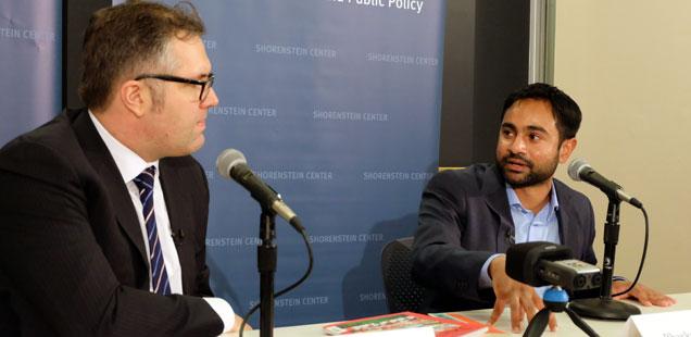 Nicco Mele and Bhaskar Sunkara