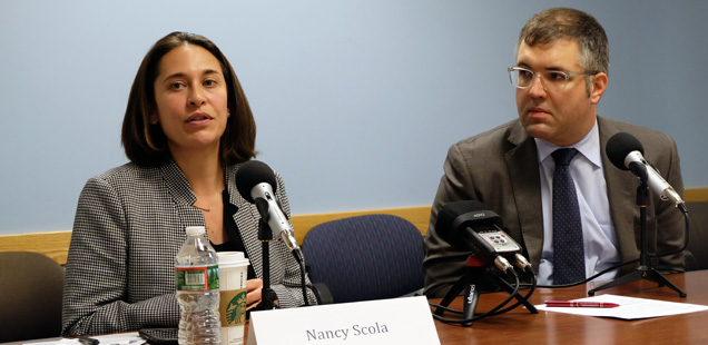 <em>Politico</em>'s Nancy Scola: Reporting on and Regulating the Tech Industry