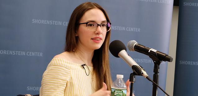 The Washington Post S Elizabeth Bruenig On Religion