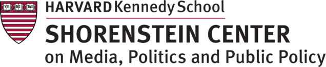 Shorenstein Center logo